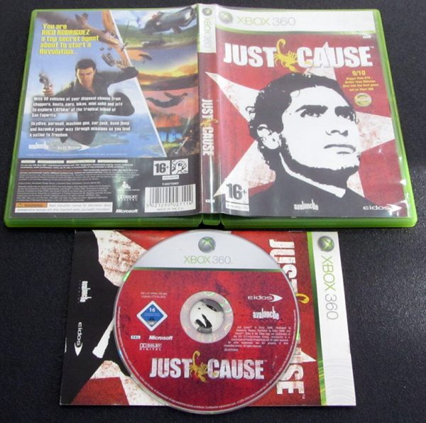 Just Cause X360