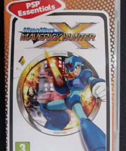 Mega Man: Maverick Hunter X PSP
