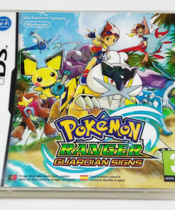 Pokémon Ranger: Guardian Signs NDS