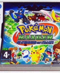 Pokémon Ranger: Shadows of Almia NDS