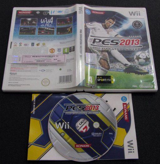 Pro Evolution Soccer 2013 WII