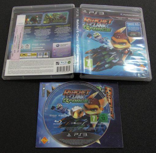Ratchet & Clank: QForce PS3