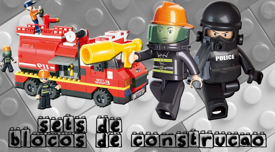 Sets de Blocos de Construção legos