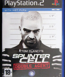 Splinter Cell: Double Agent PS2