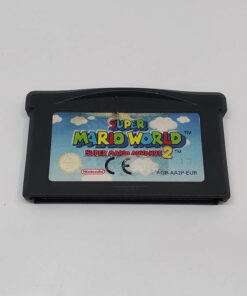 Super Mario World: Super Mario Advance 2 CART GAME BOY ADVANCE