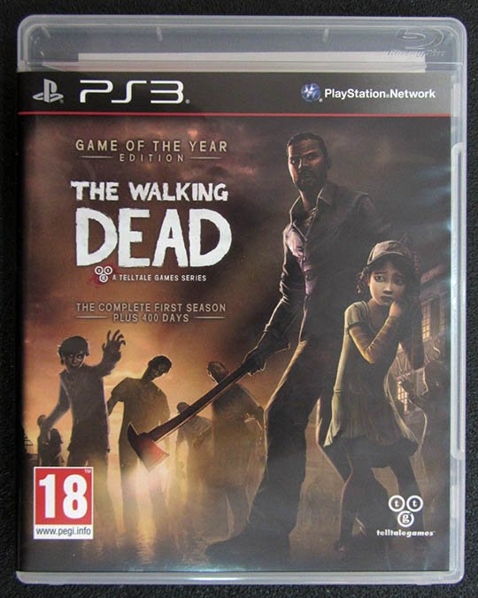 The Walking Dead: Season One - Game of the Year Edition PS3