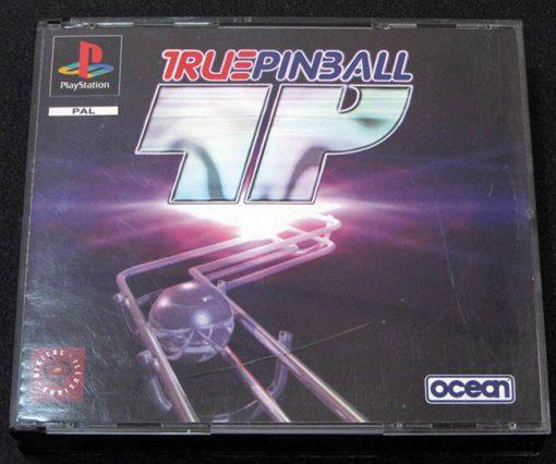 True Pinball PS1