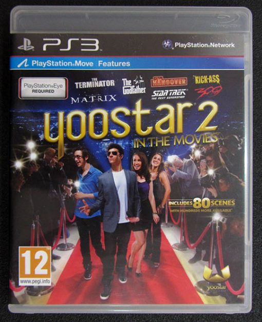 Yoostar 2: In the Movies PS3