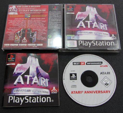 Atari Anniversary PS1