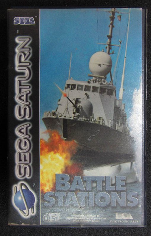 Battle Stations SEGA SATURN