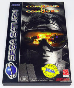 Command & Conquer SEGA SATURN