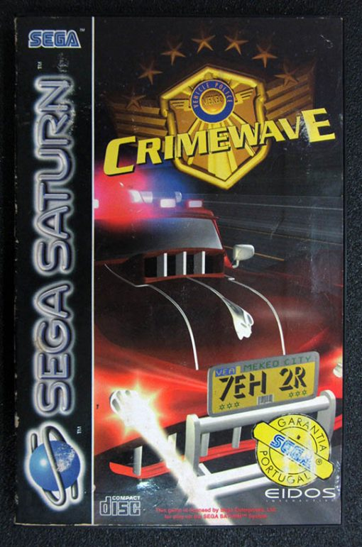 Crimewave SEGA SATURN