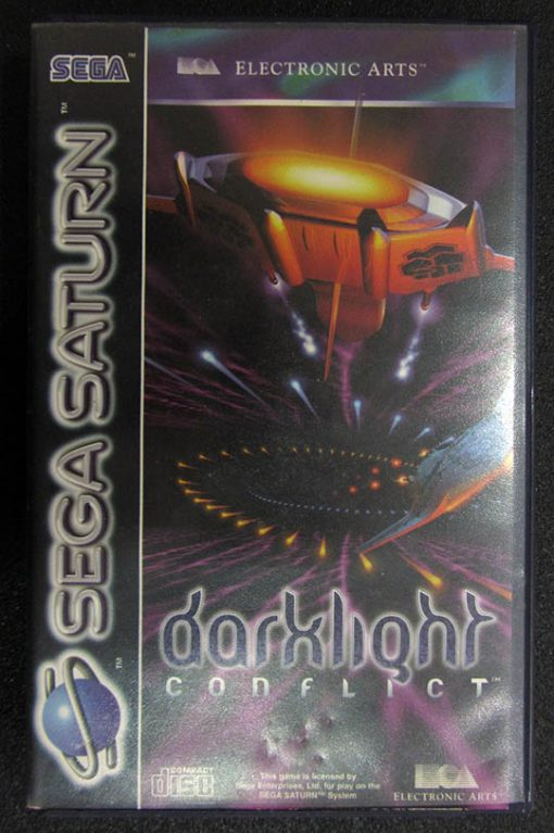 Darklight Conflict SEGA SATURN