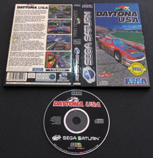 Daytona USA SEGA SATURN