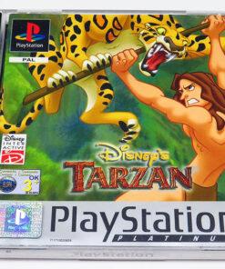 Disney's Tarzan PS1