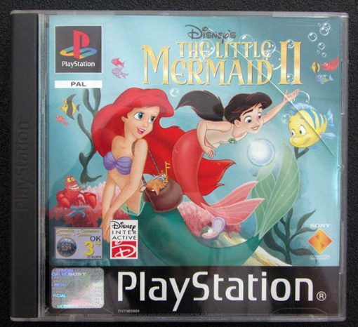 Disney's The Little Mermaid II PS1