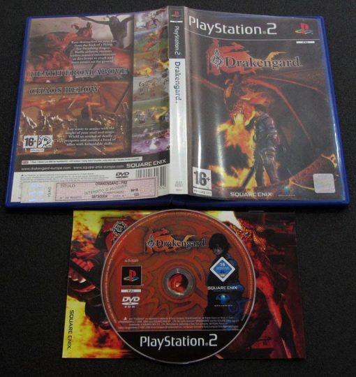 Drakengard PS2