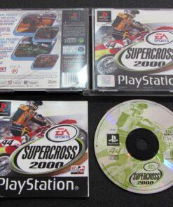 EA Sports Supercross 2000 PS1
