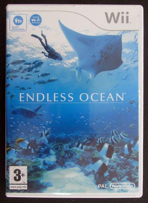 Endless Ocean WII