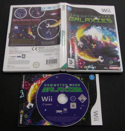 Geometry Wars: Galaxies WII