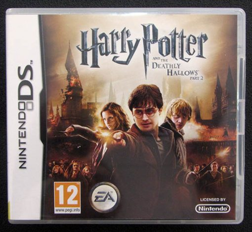Harry Potter and the Deathly Hallows - Part 2 NDS