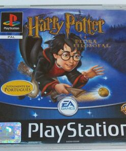 Harry Potter e a Pedra Filosofal PS1