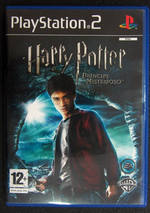 Harry Potter e o Príncipe Misterioso PS2