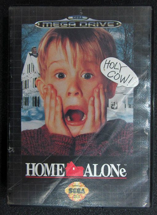 Home Alone MEGA DRIVE