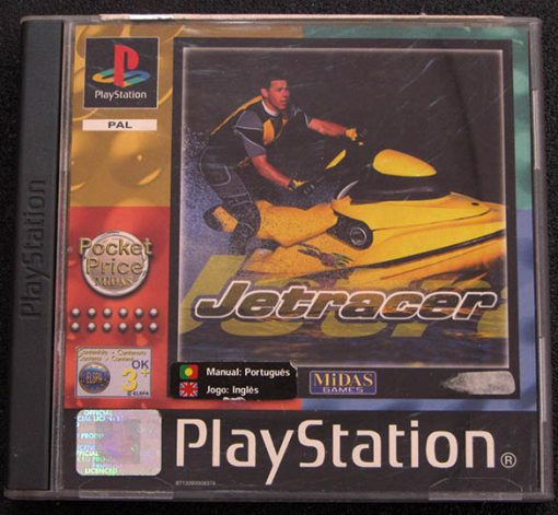 Jetracer PS1