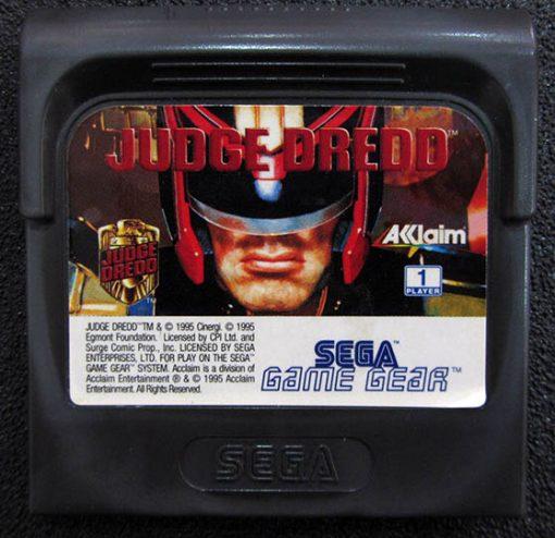 Judge Dredd GAME GEAR