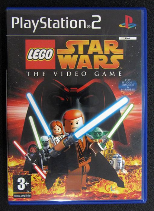 Lego Star Wars: The Video Game PS2