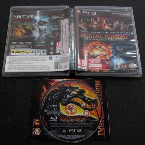 Mortal Kombat - Komplete Edition PS3