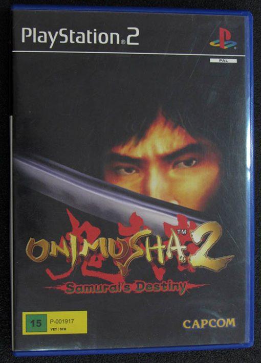 Onimusha 2: Samurai's Destiny PS2