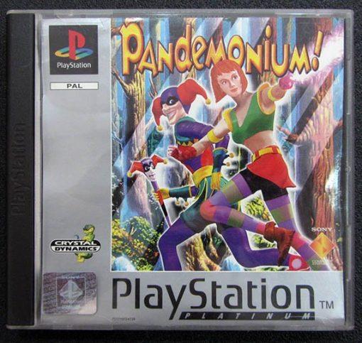 Pandemonium PS1