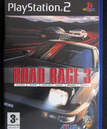 Road Rage 3 PS2