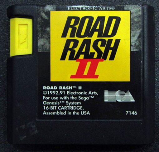 Road Rash II MEGA DRIVE