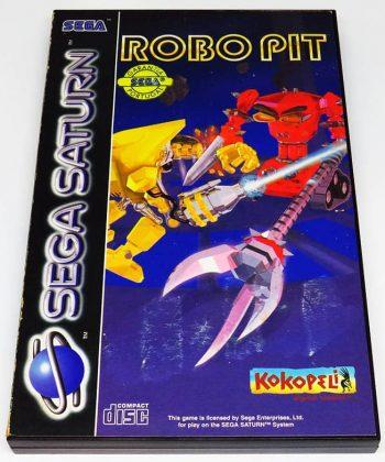 Robo Pit SEGA SATURN