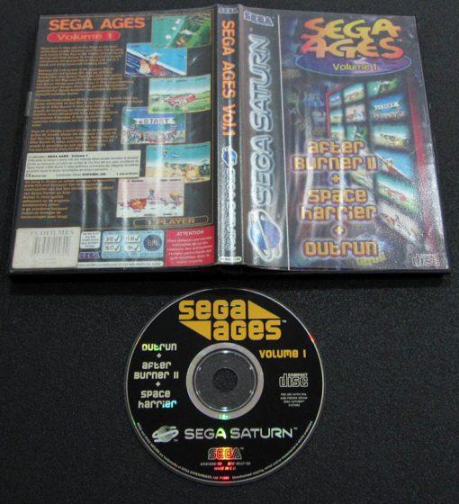 Sega Ages Volume 1 SEGA SATURN