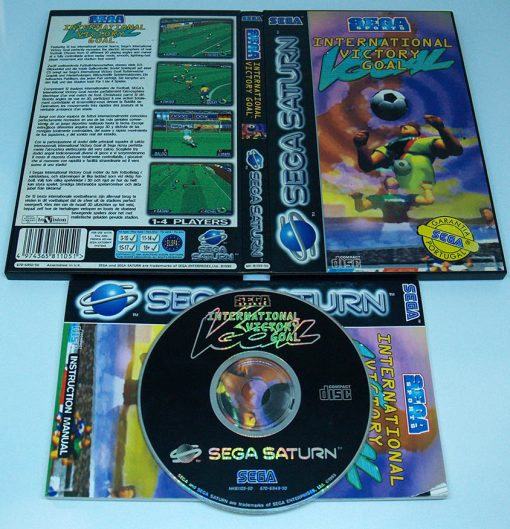 International Victory Goal SEGA SATURN