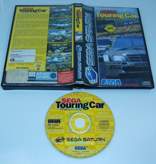 Sega Touring Car Championship SEGA SATURN