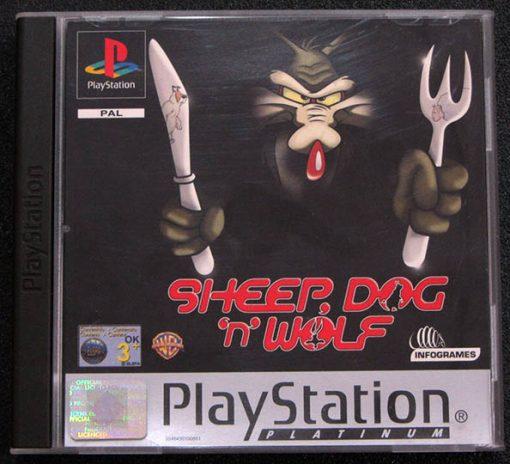 Sheep, Dog 'N' Wolf PS1