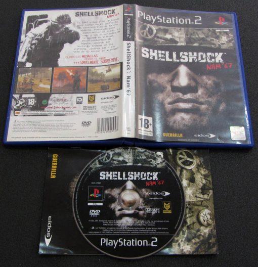Shellshock: Nam '67 PS2