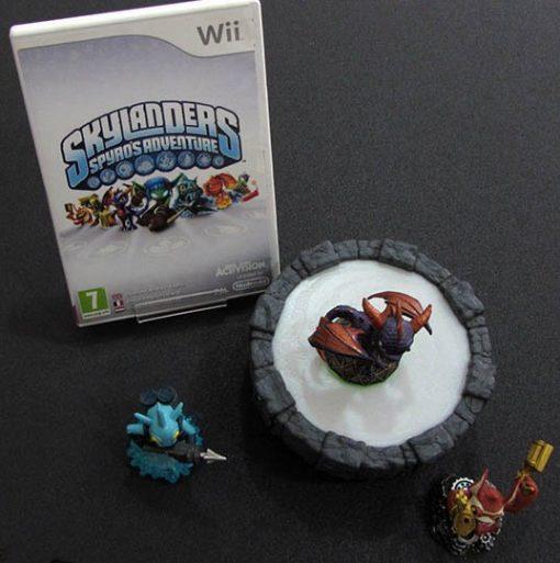 Skylanders: Spyro's Adventure - Pack WII