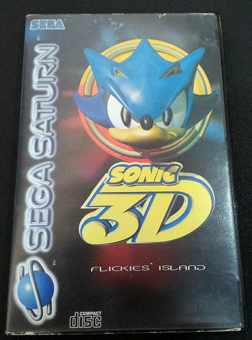 Sonic 3D: Flickies' Island SEGA SATURN