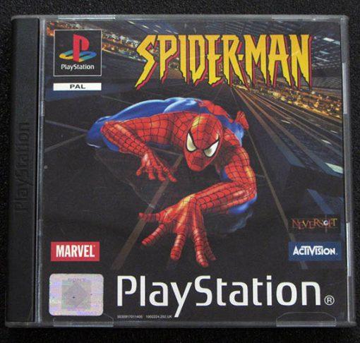 Spider-Man PS1