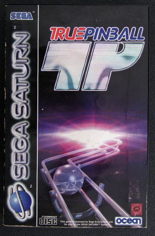 True Pinball SEGA SATURN