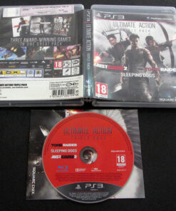 Ultimate Action Triple Pack PS3
