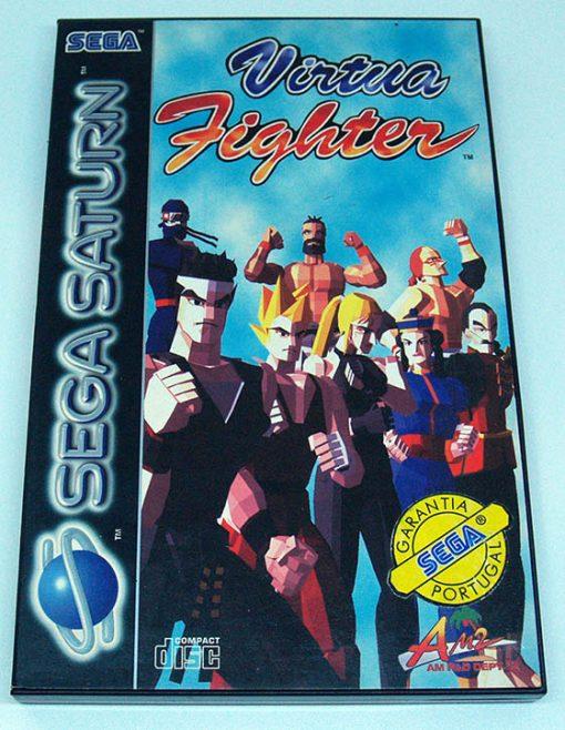Virtua Fighter SEGA SATURN