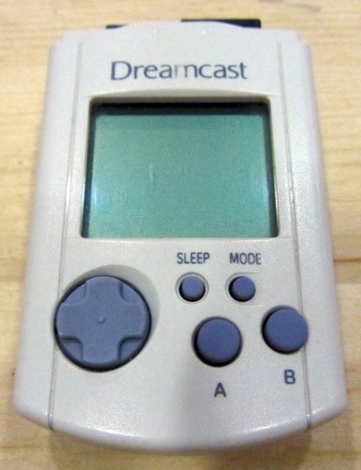 Visual Memory Unit DREAMCAST