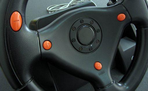 Volante Oficial Usado Sega Dreamcast